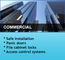 eden praire commercial locksmith